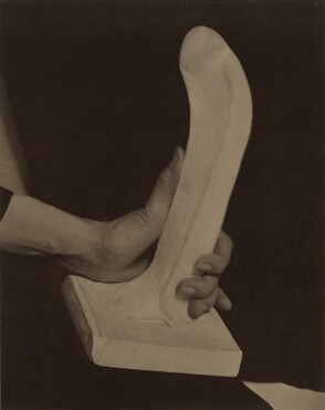 image: Georgia O'Keeffe—Hand