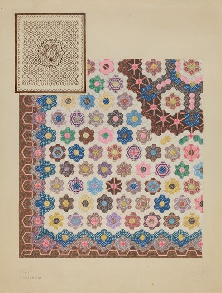 Patchwork Quilt