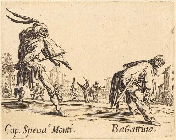 Cap. Spessa Monti and Bagattino