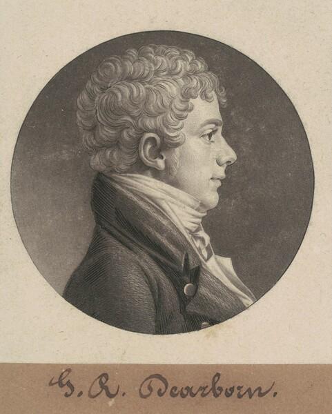 George Raleigh Dearborn
