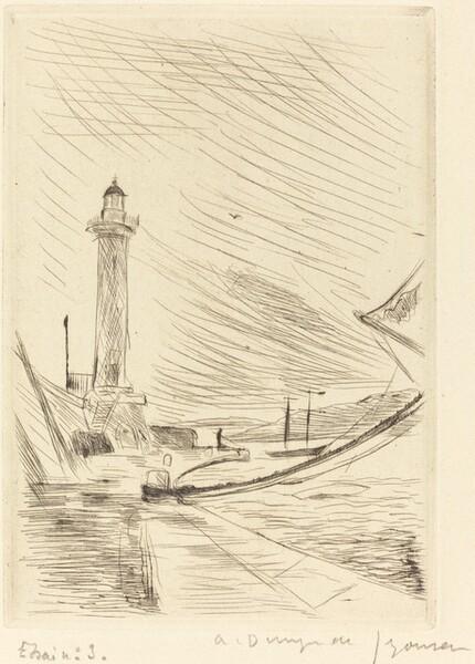 Lighthouse, Saint-Tropez (Saint-Tropez, le phare)