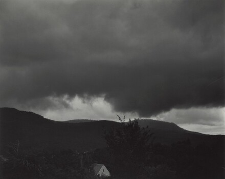 Music—A Sequence of Ten Cloud Photographs, No. I or Clouds in 10 Movements, No. I