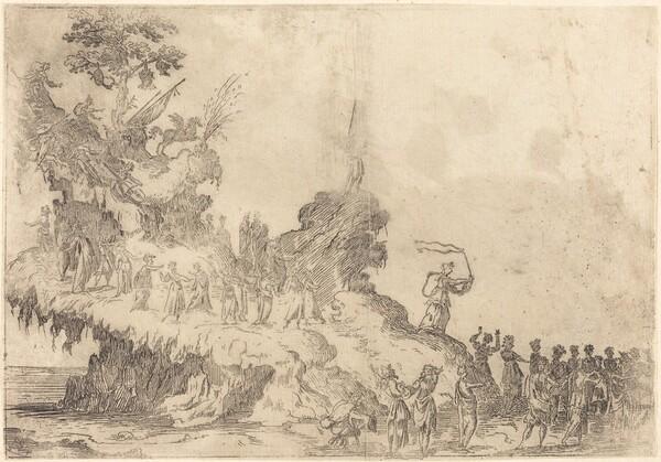 The Float of Mount Parnassus