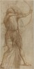 Figure of an Archer [recto]
