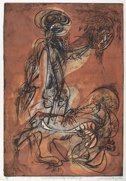 Perseus Beheading Medusa, VI