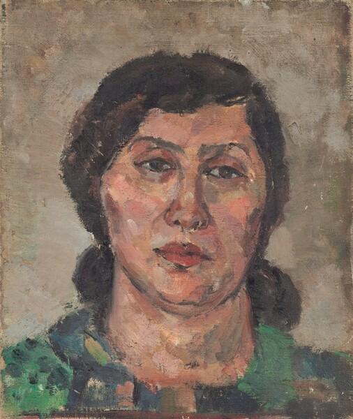 Head of Woman (Sonia Rothkowitz)