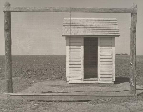 Nebraska Outhouse