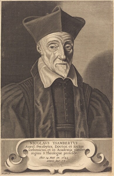 Nicolas Ysambert