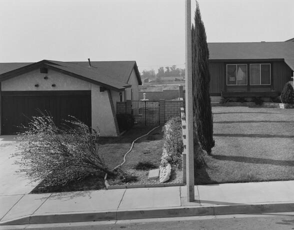 Property Line #2, Ranco Cucamonga, California
