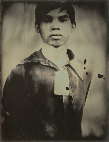 Binh Danh, Ghost of Tuol Sleng Genocide Museum #1, 2008