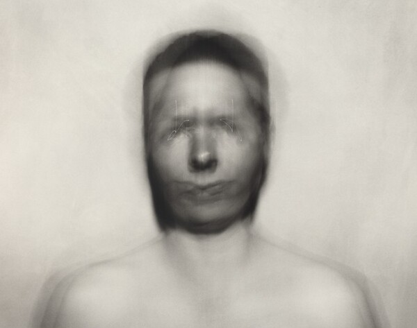 Self-Portrait: Pivotal motion, small; Vertical motion up, small