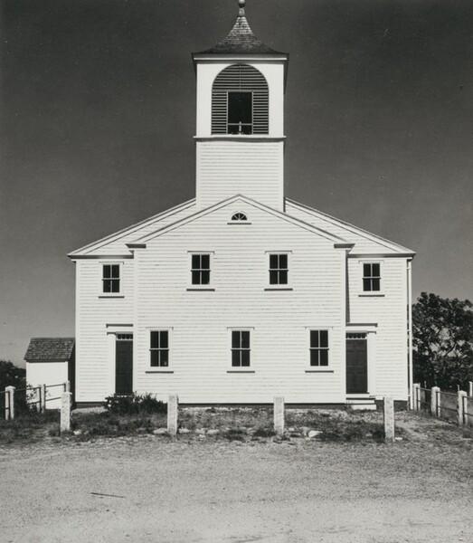 Church near Truro, Massachusetts