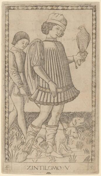 Zintilomo (Gentleman)