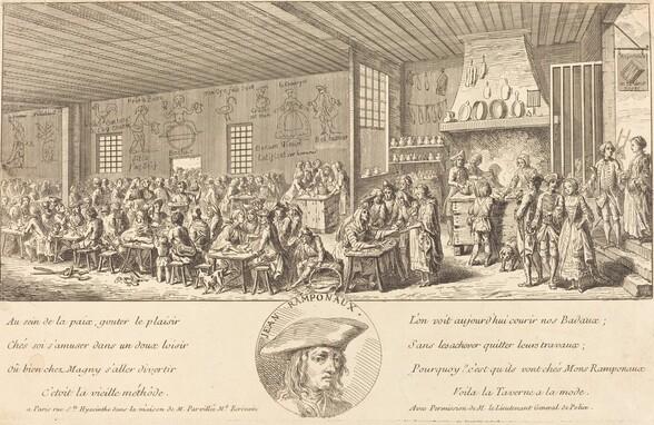Cabaret of Ramponaux
