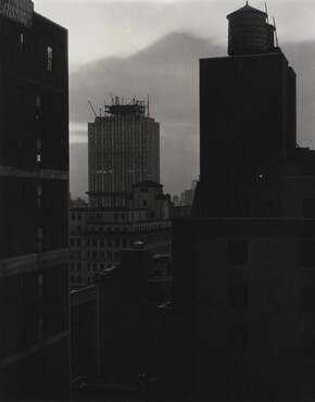 image: From My Window at An American Place, Southwest