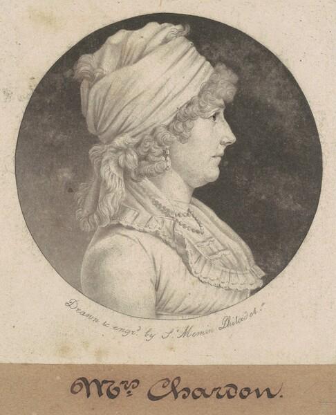 Eleanor Rawle Chardon