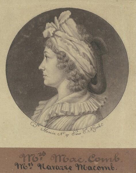 Christina Livingston Macomb
