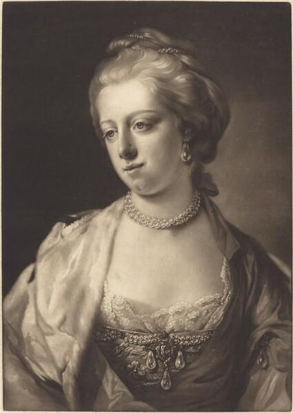 Princess Caroline Matilda, Queen of Denmark