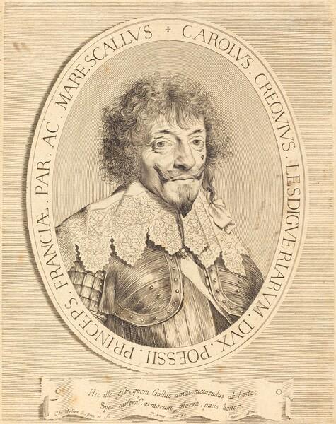 Charles I de Crequi, Duke of Lesdiguières