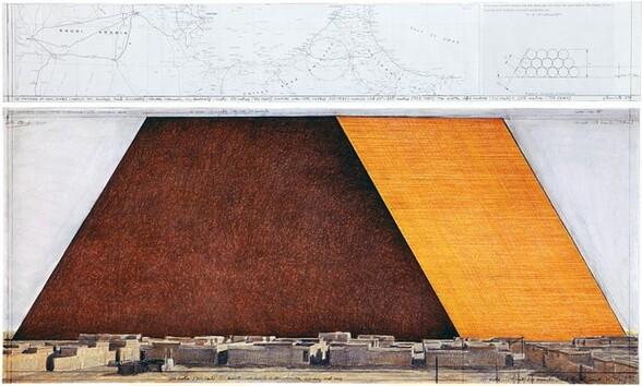 The Mastaba of Abu Dhabi, Project for United Arab Emirates