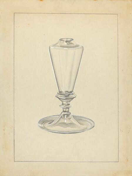 Sperm Oil Lamp