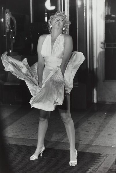 Marilyn Monroe, Seven Year Itch Set, New York City