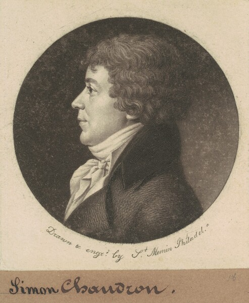 Jean Simon Chaudron