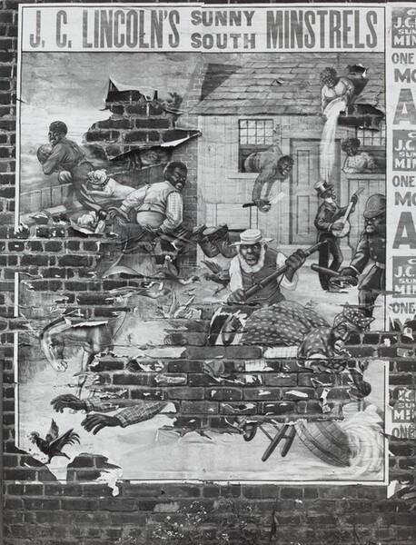 Minstrel Poster, Alabama