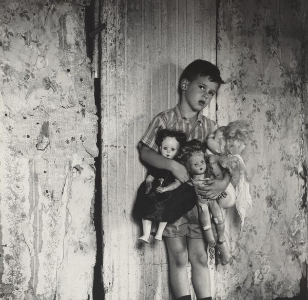 Untitled (Figure with Dolls)