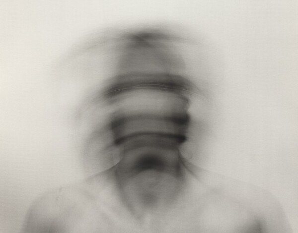 Self-Portrait: Pivotal motion from chin, large