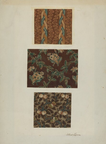 Printed Cottons from Quilt