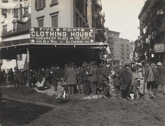 image: Five Points, New York