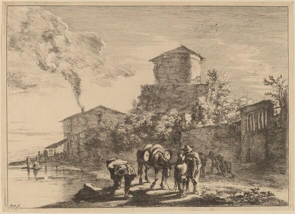 The Hinny Drover, via Appia