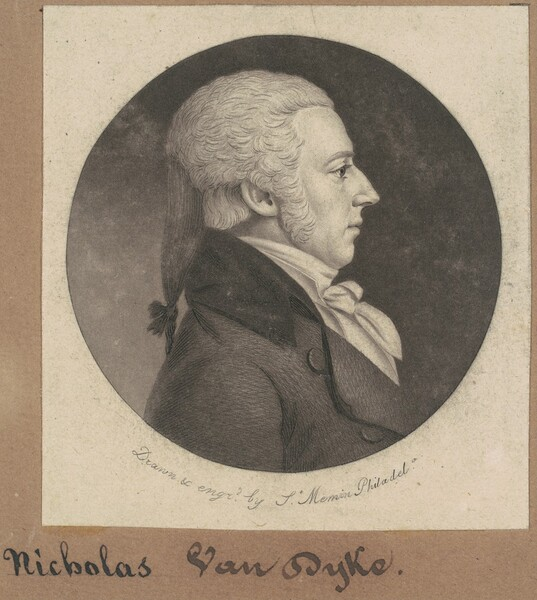 Nicholas Van Dyke
