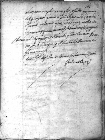 ASR, TNC, uff. 15, 1630, pt. 2, vol. 124, fol. 165r