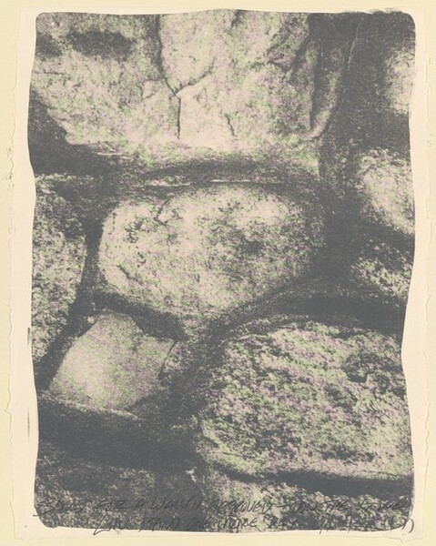 Stones for a Wall (1)