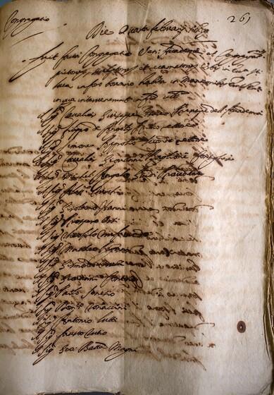 ASR, TNC, uff. 15, 1629, pt. 1, vol. 119, fol. 261r