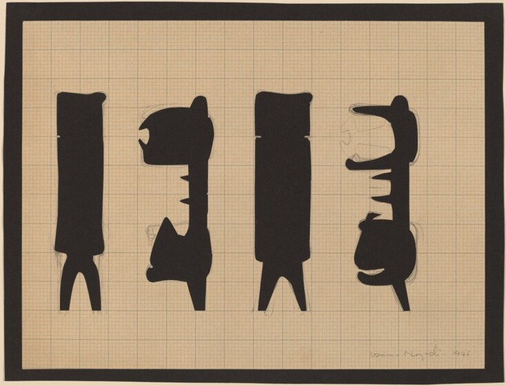Isamu Noguchi, Untitled, 19461946