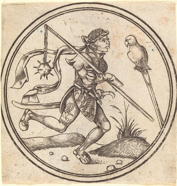 The Jack of Parrots