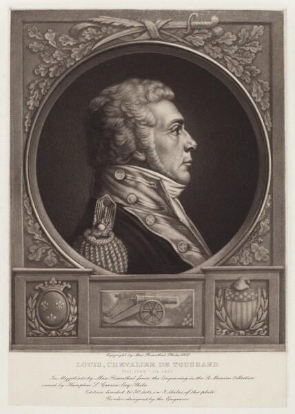 Louis, Chevalier de Toussard
