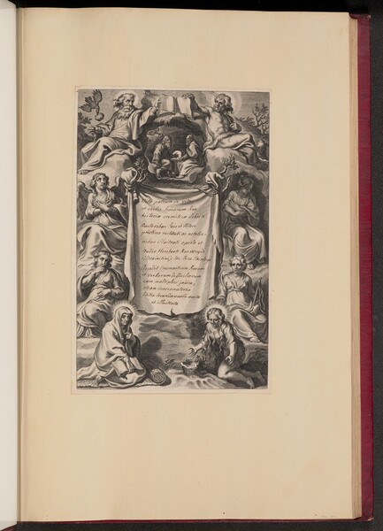 Title Page for Heribert Rosweyde