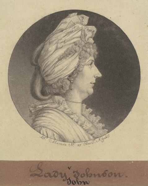 Lady Mary Watts Johnson
