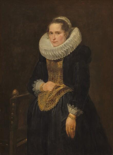 Portrait of a Flemish Lady