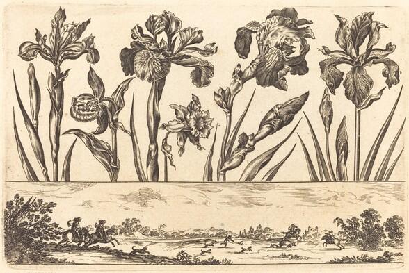 Flower Print no.3