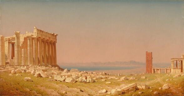Ruins of the Parthenon