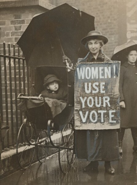 Women! Use Your Vote, General Election