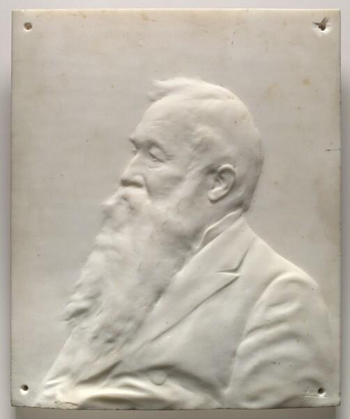 Portrait of a Bearded Gentleman