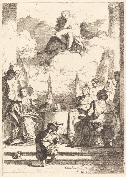 The Feast of Anthony and Cleopatra  (Le festin d