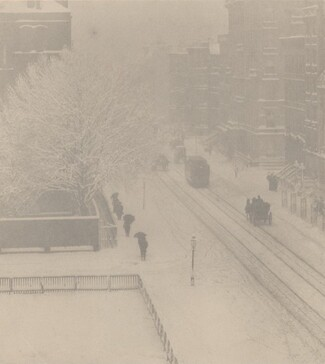 image: From My Window, New York