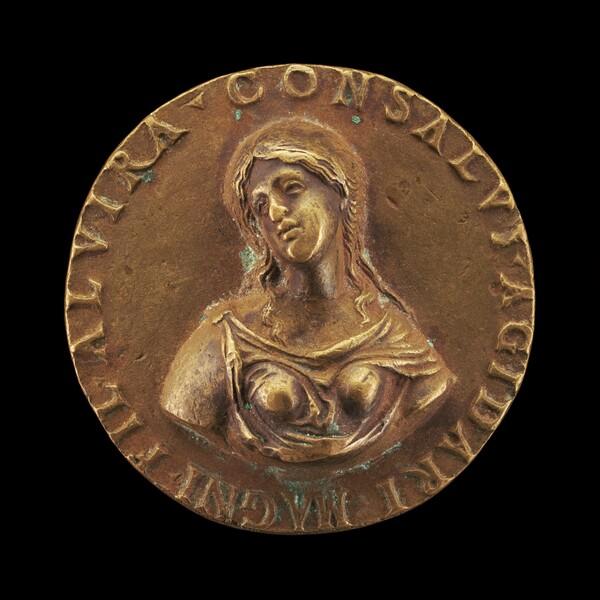 Elvira, Daughter of Consalvo de Córdoba [obverse]